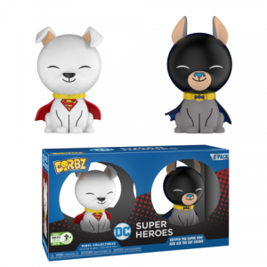 Dorbz: DC Comics – Ace & Krypto 2-pack (2000pc LE)